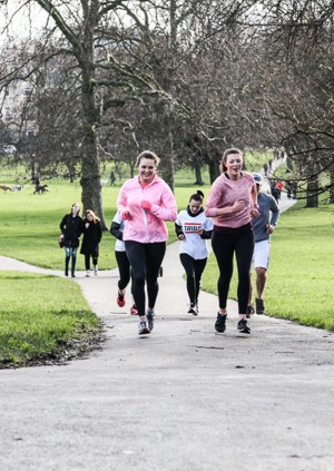 TRIBE 10% Project: Hyde Park Hill Session with Full Potential