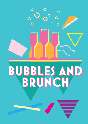 DEPOT Presents: Bubbles & Brunch - Food Voucher