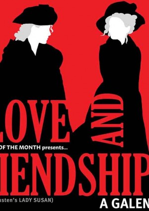 Love & Friendship: A Galentines Screening