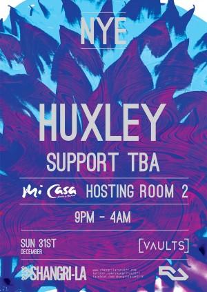 Shangri-La Presents: NYE w/ HUXLEY + Mi Casa