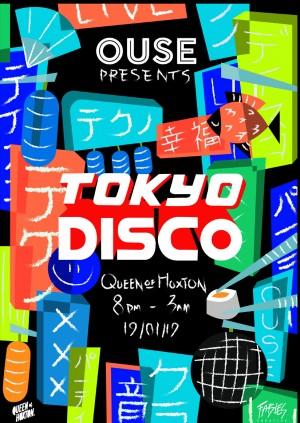 Ouse presents Tokyo Disco | London