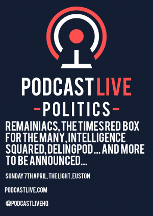 Podcast Live: Politics