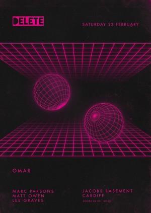 Delete presents Omar
