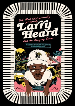 Larry Heard • Optimo • Harri & Domenic Live at Barrowland