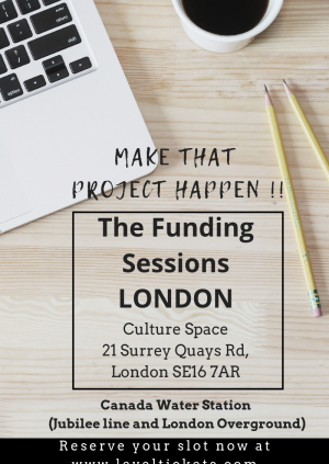 The Funding Sessions - LONDON