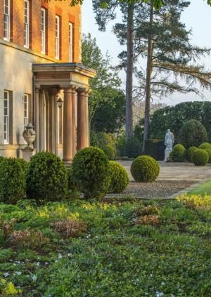 Visit to Meadow Farm and Morton Hall Gardens