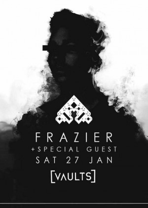 Shangri-La Presents: The Official After Party w/ Frazier + Special Guest