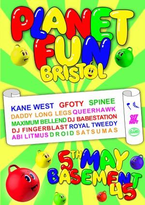 Planet Fun Bristol