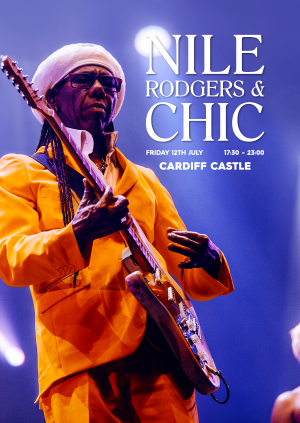 DEPOT Presents Nile Rodgers & CHIC