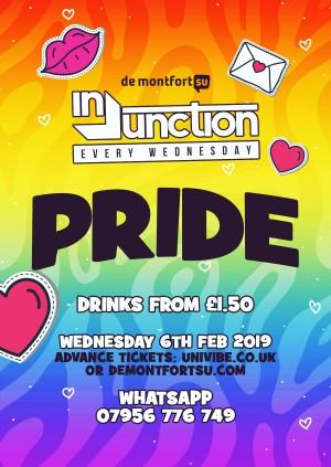 Injunction Pride