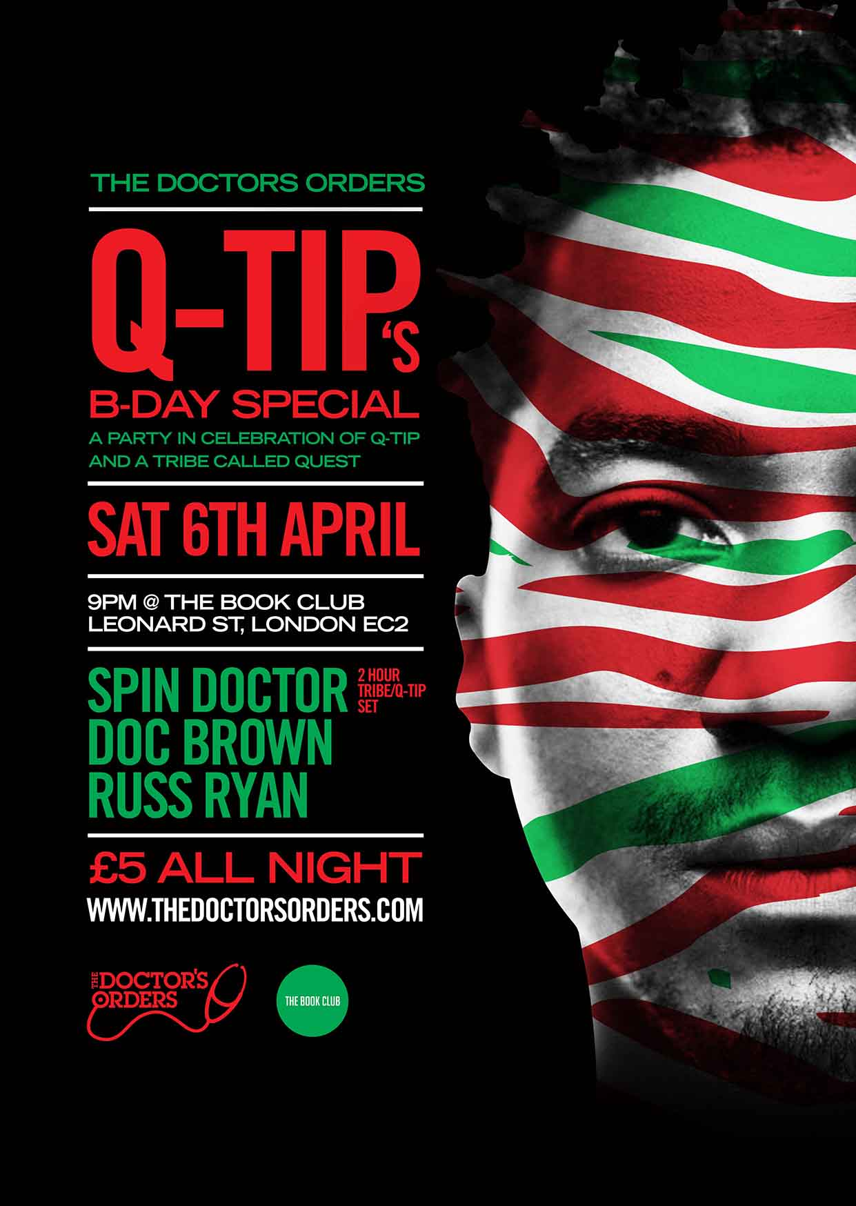 Q-Tip's B-Day Special