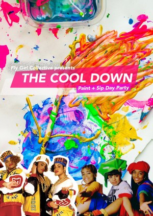 POSTPONED - Fly Girl Collective presents: The Cool Down x Sip & Paint Party