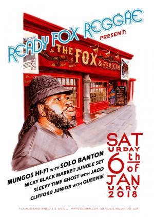 Mungo's HiFi at the Fox and Firkin