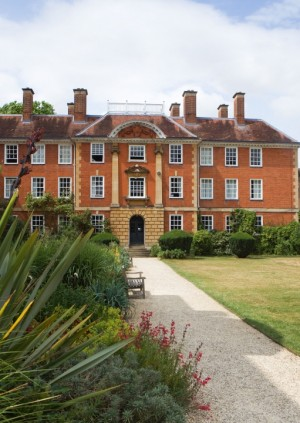 Talk and guided tour, Lady Margaret Hall Gardens
