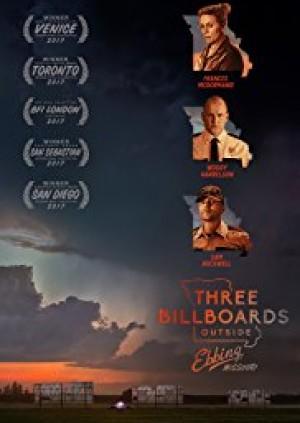 Rooftop Film Club: Three Billboards Outside Ebbing, Missouri