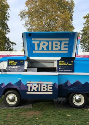 TRIBE Special: TRIBE launch *NEW* Protein Bars!