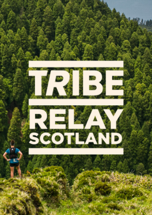 Launch Party: TRIBE Relay Across Scotland, by Ultra X