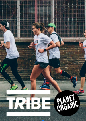 TRIBE x Planet Organic 6km River Run