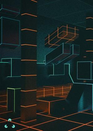 I AM - Enter Tron @ Sub Club