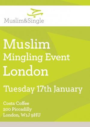 Muslim Mingling Event