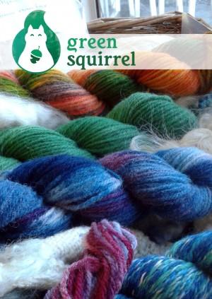 Spin yarn / Troellwch eich edafedd eich hun