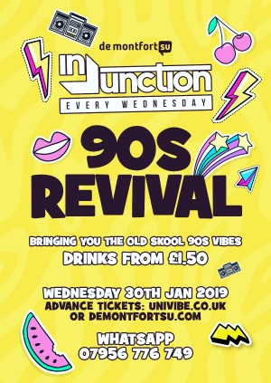Injunction 90s Revival
