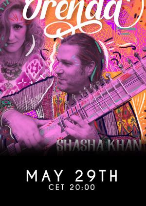 Shasha Khan - Online Concert