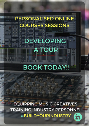 INfocus Online Courses  - Developing a Tour