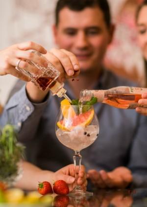 Gin Experience with Sergiu Greizler