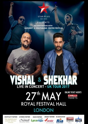 Vishal and Shekhar Live in Concert - London