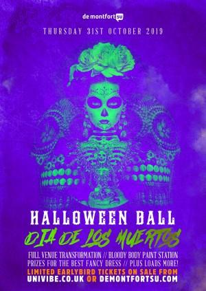 The Legendary Halloween Ball