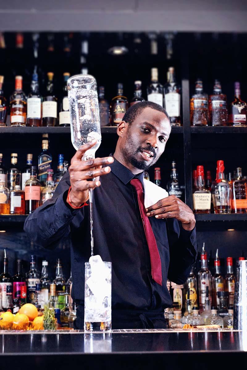 Oi, Barman!