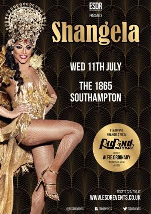 ESDR Southampton presents Shangela