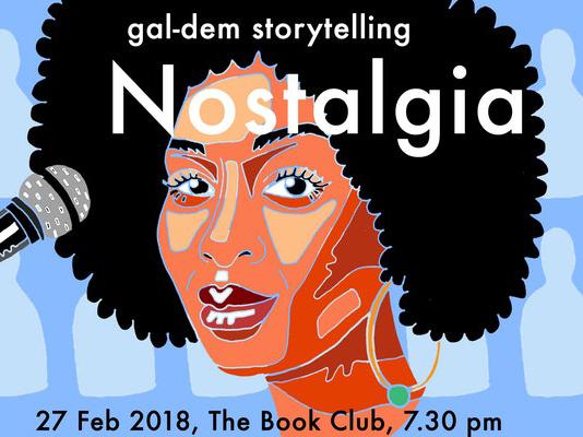 Gal-dem storytelling: Nostalgia