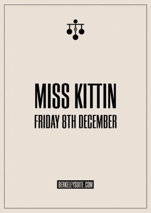 Miss Kittin at The Berkeley Suite
