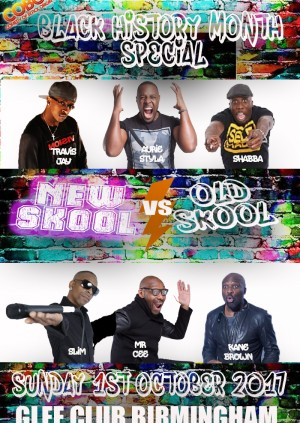 COBO - New Skool Vs Old Skool - Black History Month Special