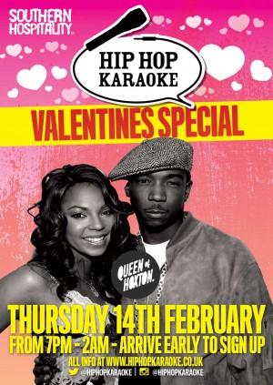 Hip Hop Karaoke Valentine's Special