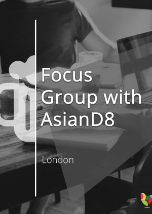 Focus Group with AsianD8