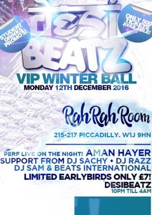 VIP Winter Ball