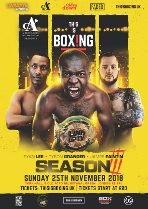 THIS IS BOXING SEASON 3 #TIB3