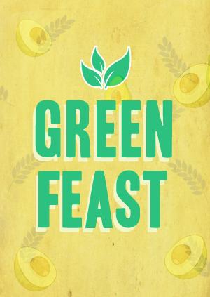 Green Feast - DEPOT Vegan Fayre