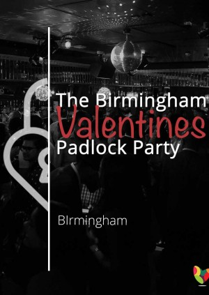 The Birmingham Valentines Padlock Party