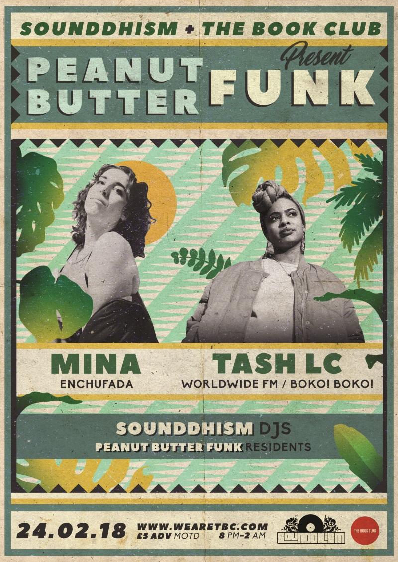 Peanut Butter Funk 1st Birthday w/ Mina & Tash LC!