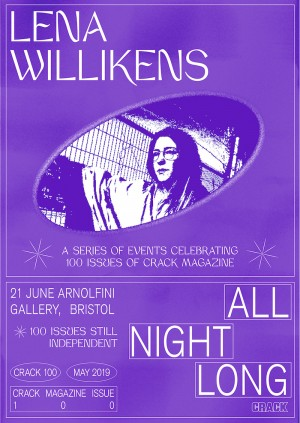 Crack 100: Lena Willikens all night long