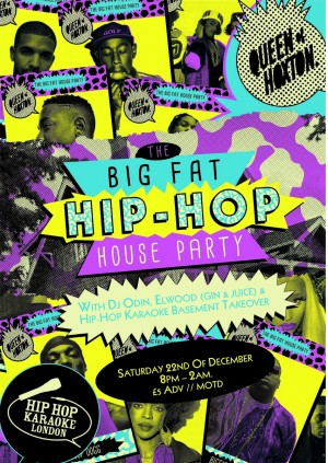 Big Fat Hip-Hop House Party