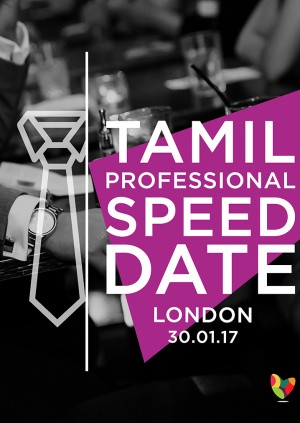 Tamil Professional Speed Date