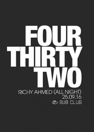 432 - Richy Ahmed (all night)