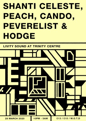 Livity Sound w/ Shanti Celeste & Peach