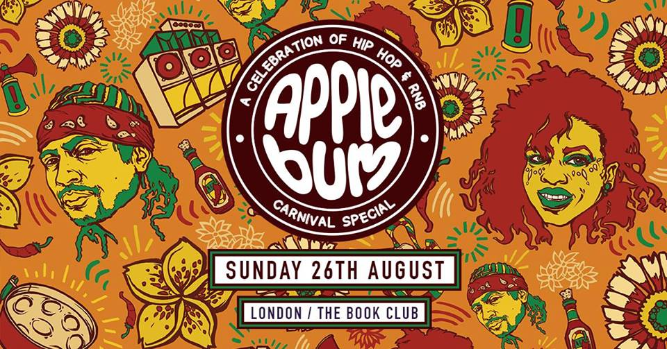 Applebum / London / Carnival Special