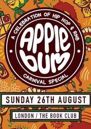 Applebum / London / Carnival Special